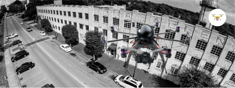 LOPD drones