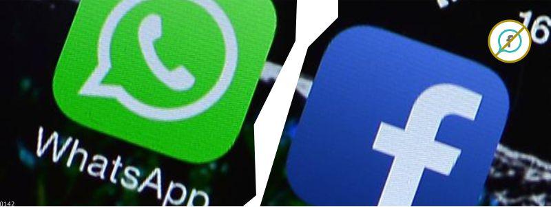 WhatsApp ya no comparte datos con Facebook