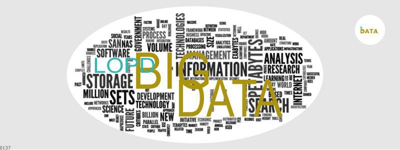 big data y la LOPD