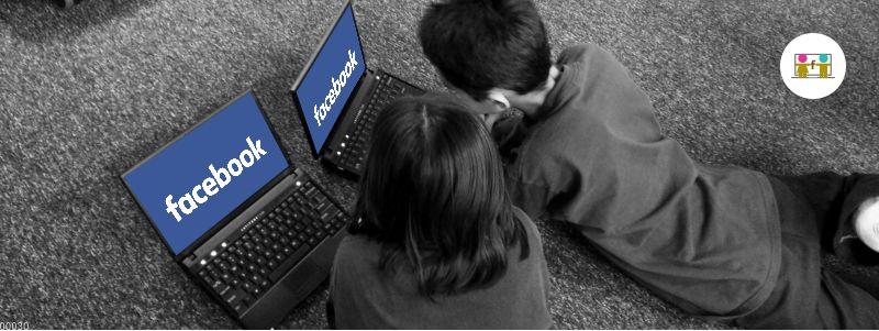 Acceso al Facebook hijos
