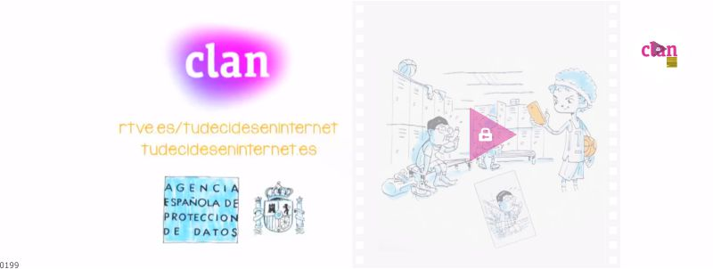 Mes de la seguridad en internet en Clan