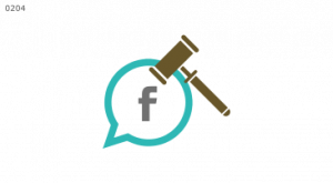 Sancion WhatsApp FaceBook
