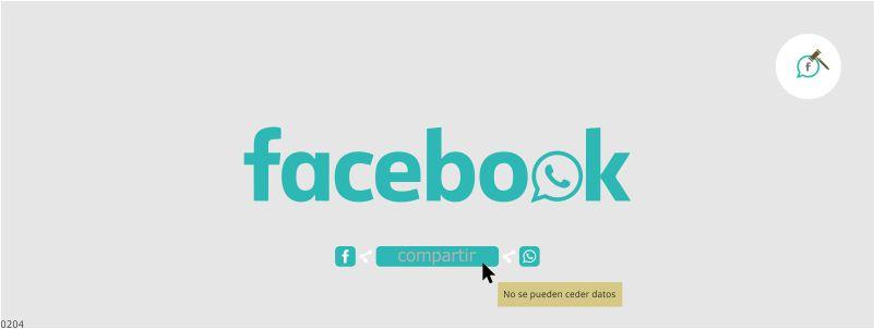 Sancion WhatsApp FaceBook AEPD