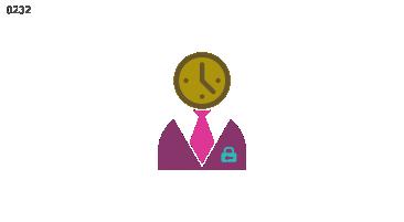 proteccion de datos en el control horario laboral