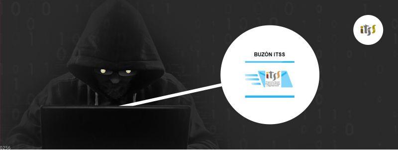 phishing suplantando a la ITSS