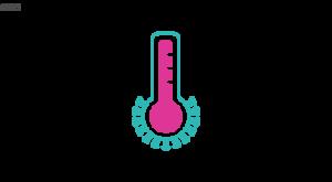 toma temperatura COVID